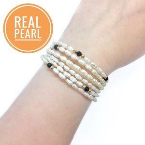 Jewelry - ⚜️𝙋𝙀𝘼𝙍𝙇 𝘽𝙧𝙖𝙘𝙚𝙡𝙚𝙩𝙨 [2]